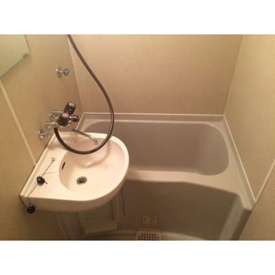【浴室】三喜マンション