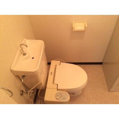 【トイレ】三喜マンション