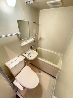 【浴室】二子ハイツ
