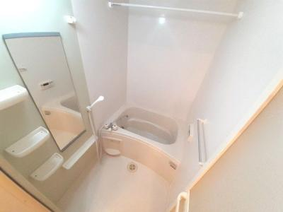 【浴室】プリムローズ徳力新町A