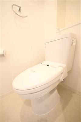 【トイレ】クレグラン北梅田