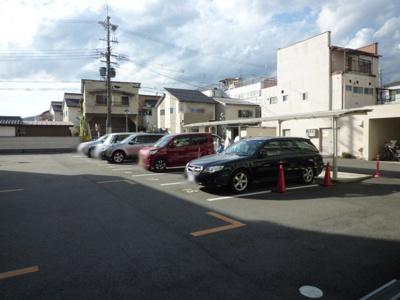 【駐車場】ハイラーク西京極