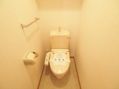 【トイレ】サンフラワー・アべニューB