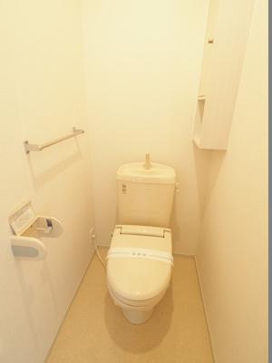 【トイレ】グレイス ワン