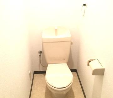 【トイレ】ポポラート泉