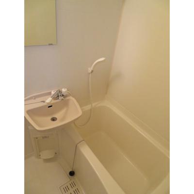 【浴室】ドリームマンション足立