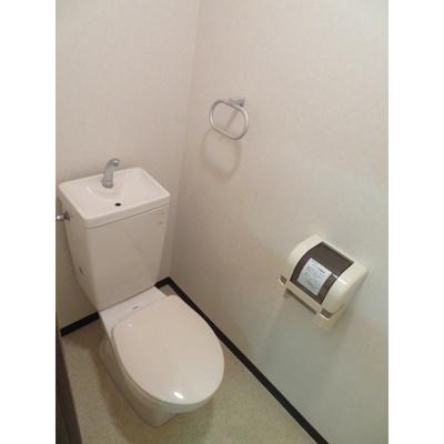 【トイレ】ベルメゾン石垣西