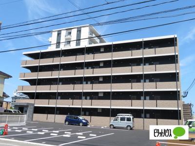 【外観】ユーミーマンション別府石垣