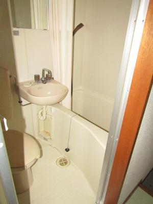 【浴室】ルミエール元町