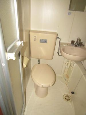 【トイレ】ルミエール元町