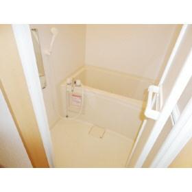 【浴室】グリーンビューアネックス