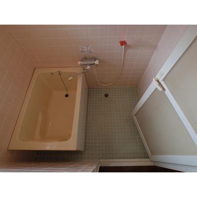 【浴室】山岡アパート