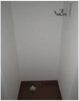 室内洗濯機置場★