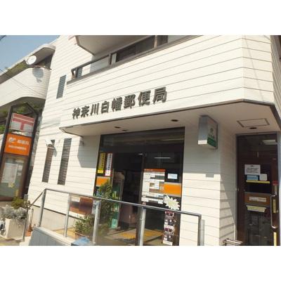 郵便局「神奈川白幡郵便局まで359m」神奈川白幡郵便局