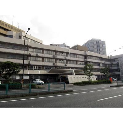 病院「済生会神奈川県病院まで234m」済生会神奈川県病院