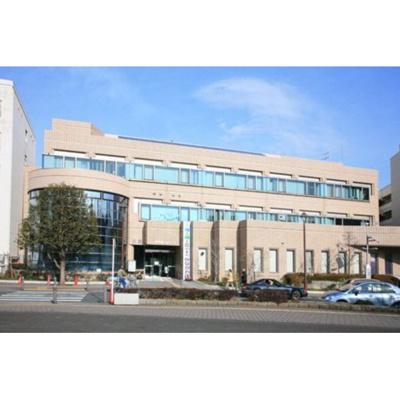 役所「横浜市神奈川区役所まで803m」横浜市神奈川区役所
