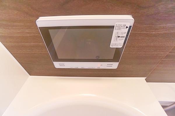 浴室テレビ付き 充実の設備・仕様