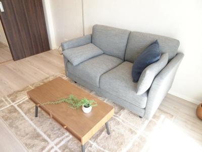 家具付きは嬉しいですね♪