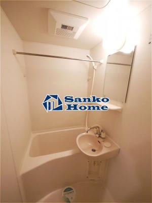 【浴室】ヴェルステージ茅場町