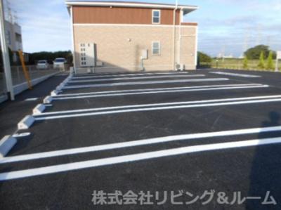 【駐車場】シンシア