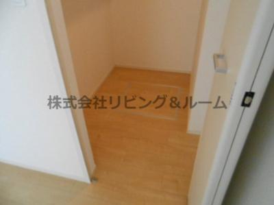 【玄関】シンシア