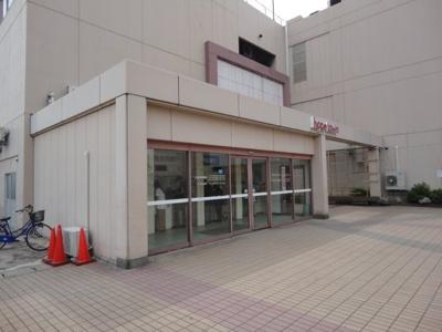 ゆうちょ銀行広島支店ホープタウン内出張所まで581m