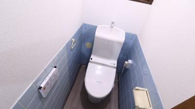 【トイレ】旭が丘3丁目戸建