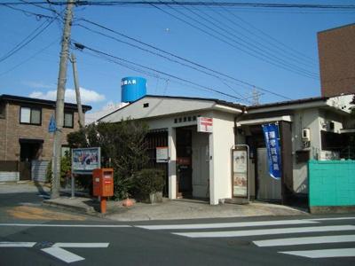 富洲原郵便局まで629m