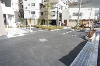 【駐車場】エスヴェール北梅田
