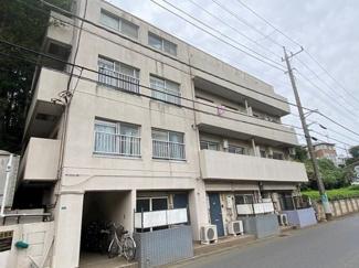 【外観】《RC造!満室高稼働中!》千葉県鎌ケ谷市道野辺中央5丁目一棟マンション