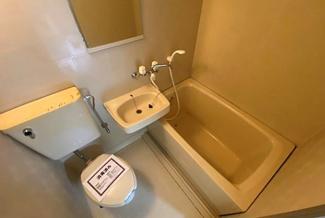 【浴室】《RC造!満室高稼働中!》千葉県鎌ケ谷市道野辺中央5丁目一棟マンション
