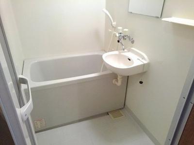 【浴室】ソレイユシミズ