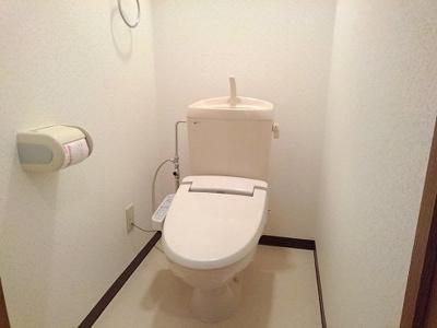【トイレ】ソレイユシミズ