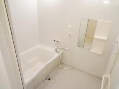 【浴室】クラヴィエ B棟