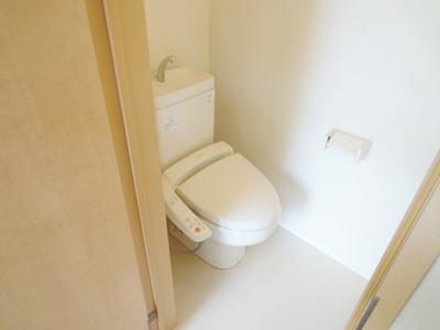 【トイレ】クラヴィエ B棟