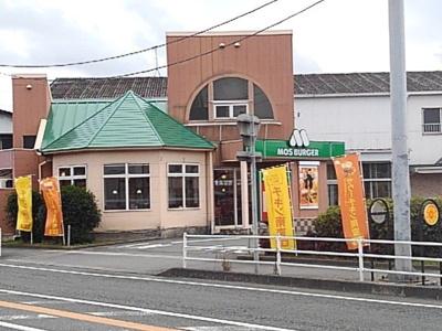 モスバーガー 福岡八女店まで550m