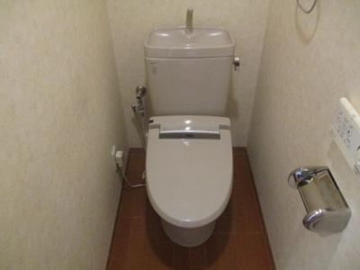 【トイレ】ラシーヌ御崎