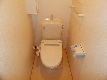 【トイレ】アウローラ市川