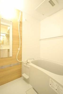 清潔なバスルーム☆