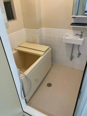 【浴室】シャトー原町