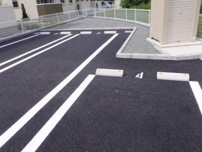 【駐車場】アン・グランジェ
