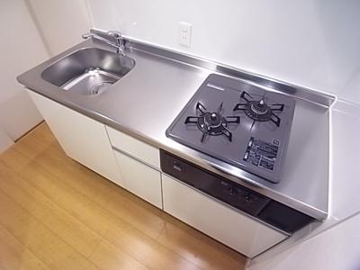 【キッチン】クレーアジュ山手