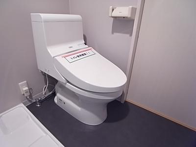 【トイレ】クレーアジュ山手