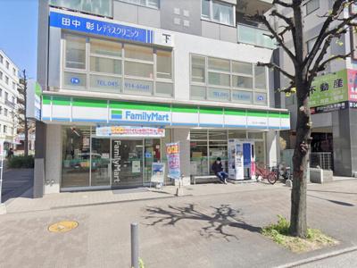 ファミリーマート横浜…まで140m