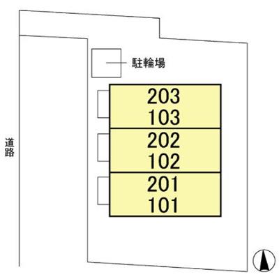 【区画図】メイプルヒル
