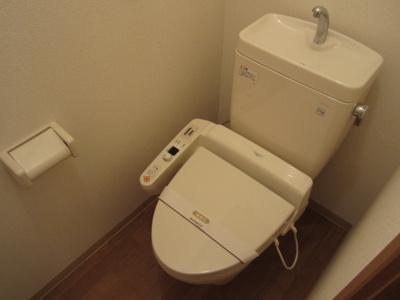 【トイレ】リビングコートなかもず