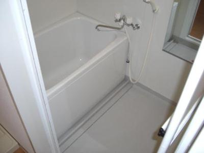 【浴室】リビングコートなかもず