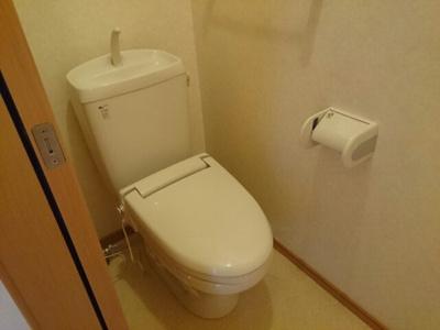 【トイレ】リヨン・たつの A