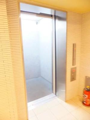 エレベーターあり♪