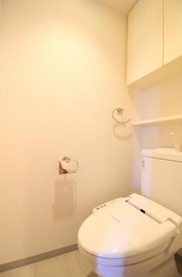 【トイレ】日神デュオステージ新御徒町